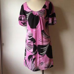 Tahari 100% Silk Dress, Size Small